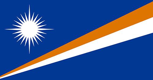 Flag of the Marshall Islands